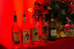 Full Bar Service available at all of the Red Oak Ballrooms, customize the bar to your event