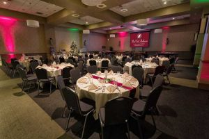 Company Holiday Party, at Fort Worth, Sundance Square Red Oak Ballroom A